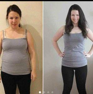Property weight loss serum